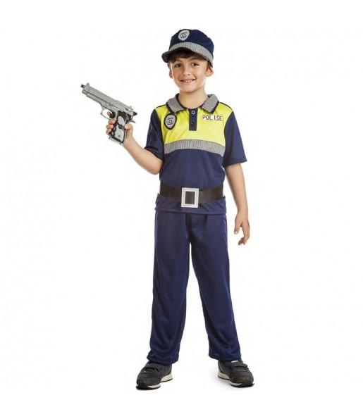 Déguisement Police municipale garçon