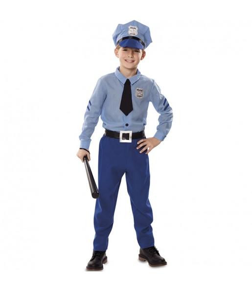Déguisement Policier pour garçon