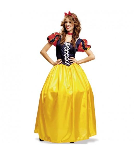 Déguisement Princesse Blancheneige