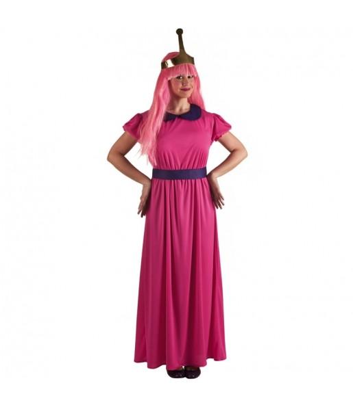 Déguisement Princesse Chewing-gum Adventure Time femme
