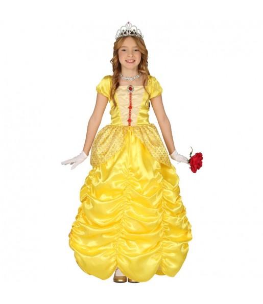 Déguisement Princesse Belle fille