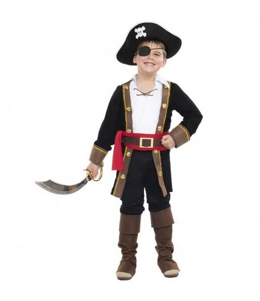 Déguisement Roi Pirate garçon