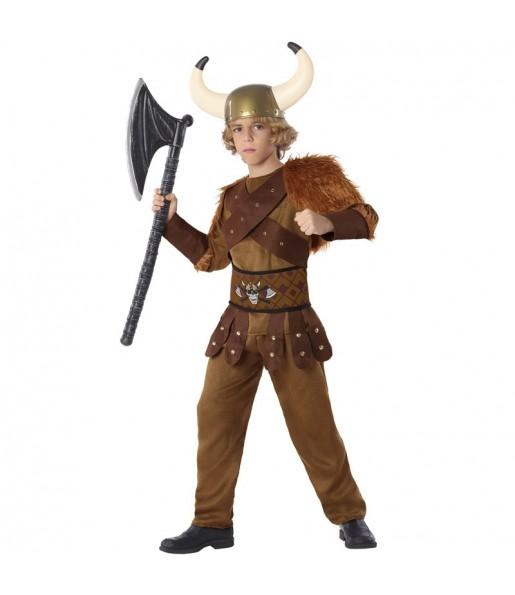 Déguisement Roi Viking garçon