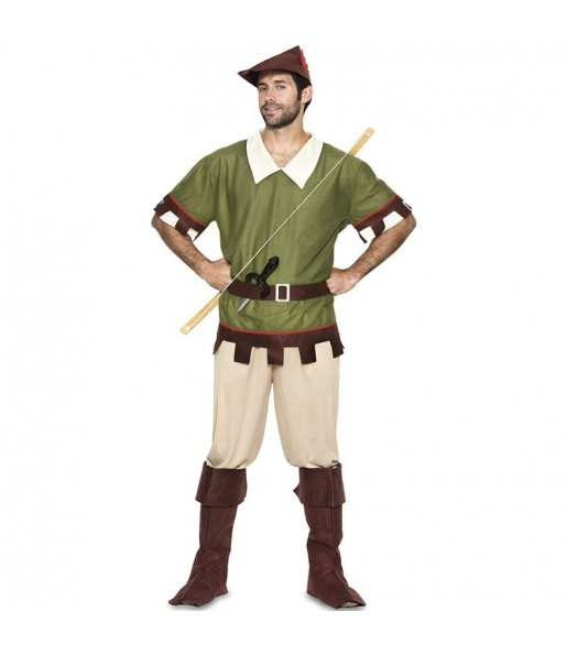 Déguisement Robin des bois homme