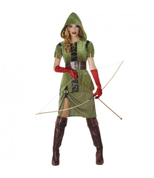 Déguisement Robin Hood femme
