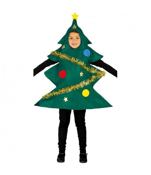 Déguisement Arbre de Noël Enfant