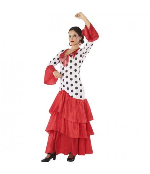 Déguisement Danseuse Flamenco Giralda femme
