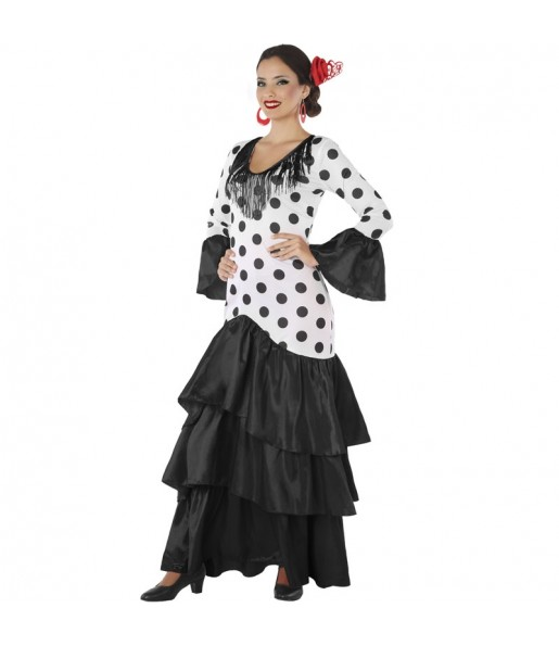 Déguisement Danseuse Flamenco Macarena femme