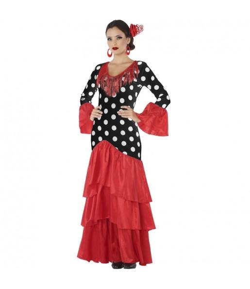 Déguisement Danseuse Flamenco Triana femme