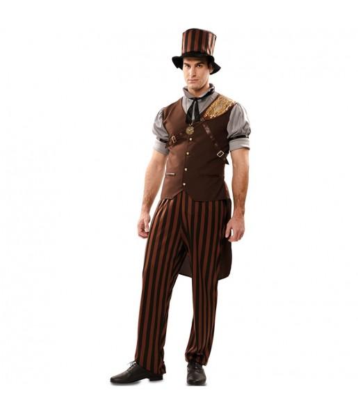 Déguisement Steampunk Gothique homme