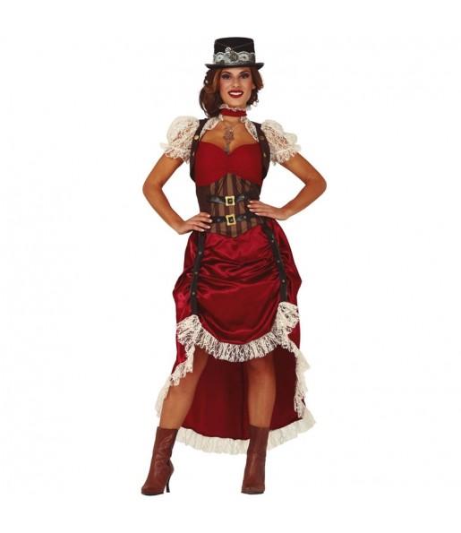 Déguisement Steampunk Vintage femme