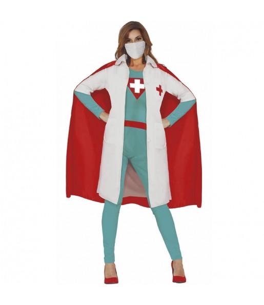 Déguisement Super Docteur femme
