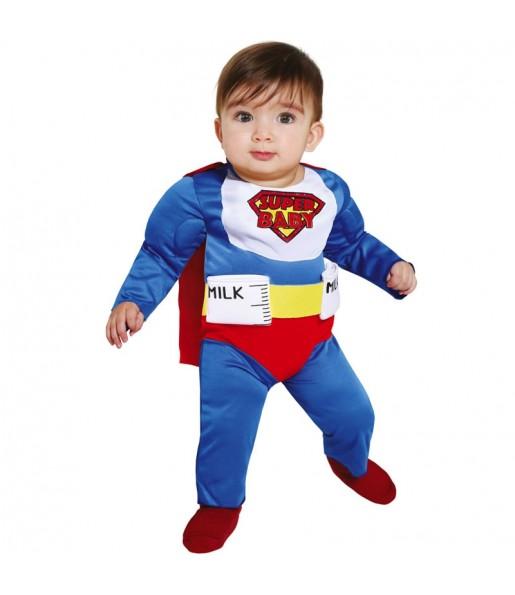 Déguisement Superbaby bébé