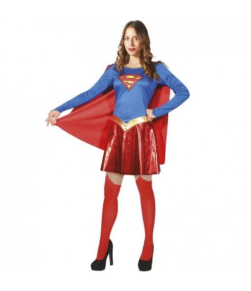 Déguisement Supergirl Classic femme