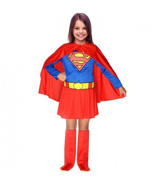 Déguisement Supergirl Classic fille