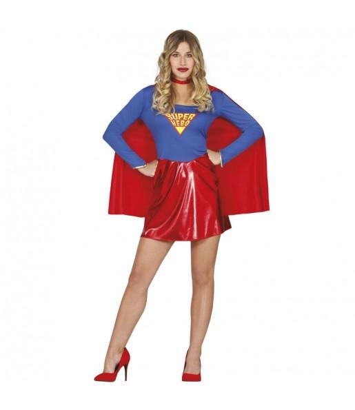 Déguisement SuperWoman Kryptonite