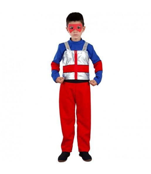 Costume super-héros Henry Danger pour enfants
