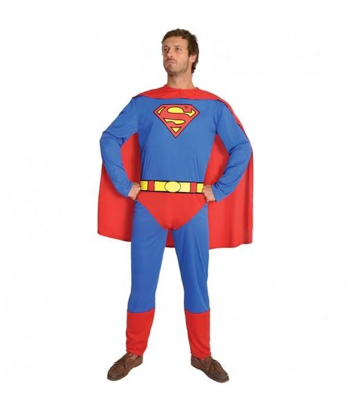 Déguisement Superman Classic homme