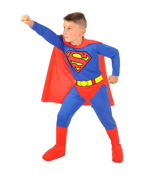 Déguisement Superman Classic garçon
