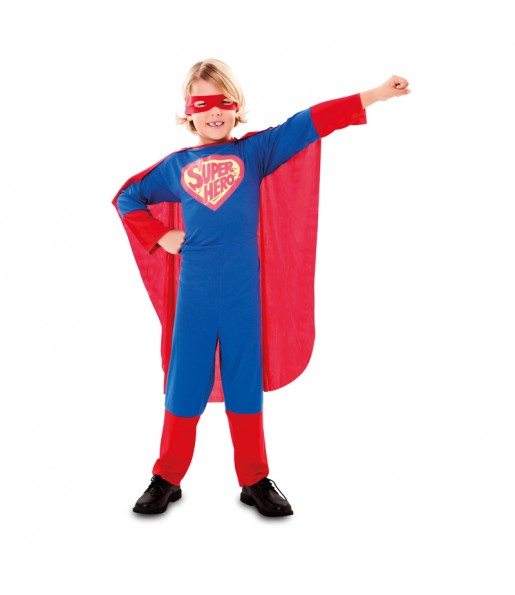 Déguisement Superman Kryptonite garçon