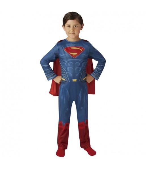 Déguisement Superman Ligue de Justice d'Amérique garçon