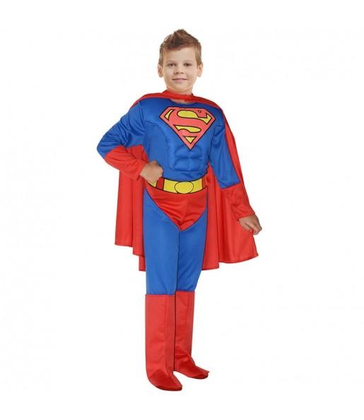 Déguisement Superman musclé Classic garçon