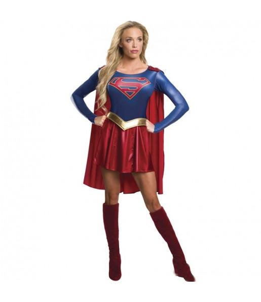 Déguisement Superman femme
