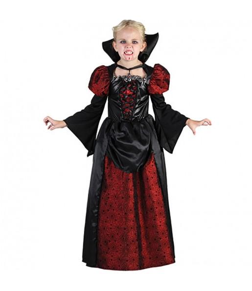 Déguisement Vampiresse Classique fille