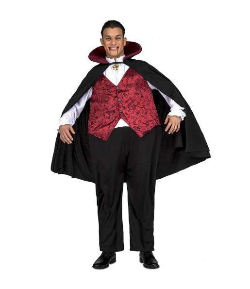 Déguisement Gros Vampire Dracula