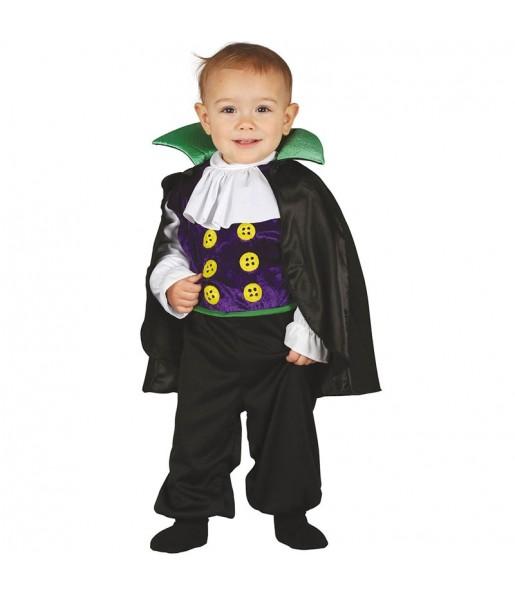 Déguisement Petit Vampire Dracula pour bébé