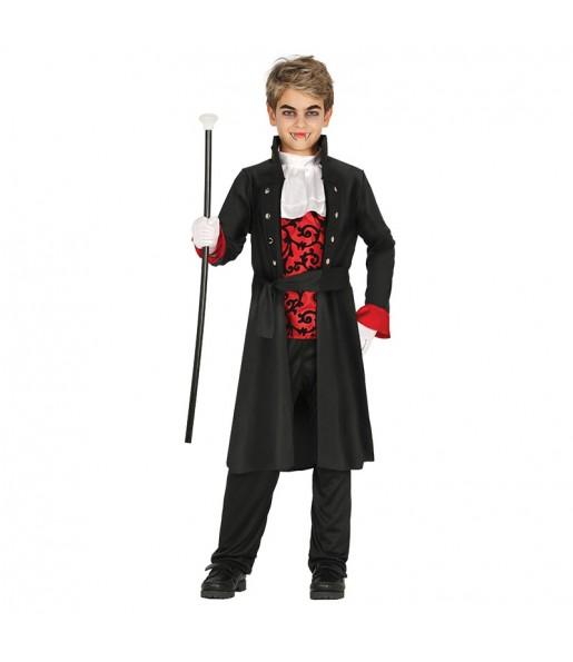 Déguisement Vampire Sombre garçon