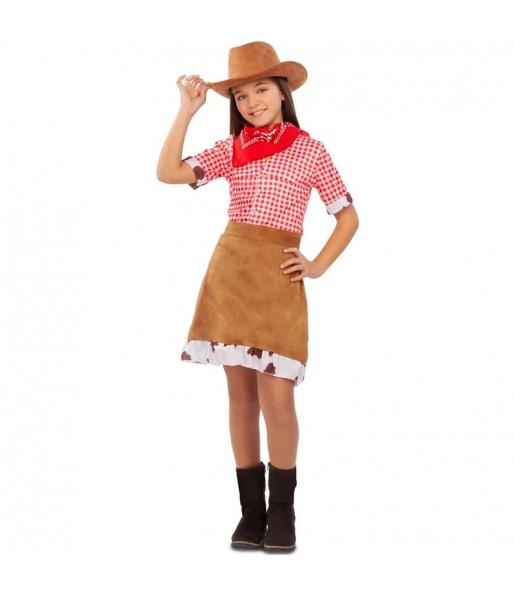 Déguisement Cowgirl Américaine fille