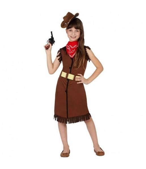 Déguisement Cowgirl fille pas cher