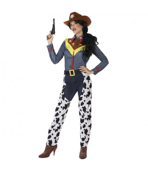 Déguisement Cowgirl Toy Story femme