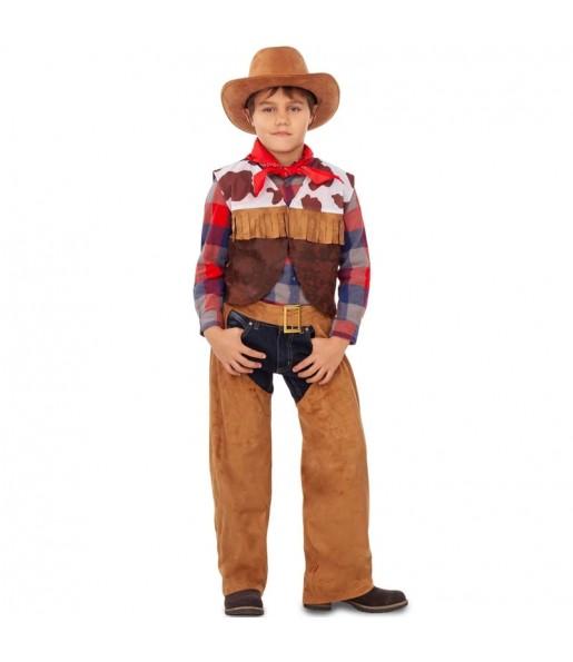 Déguisement Cowboy Américain garçon