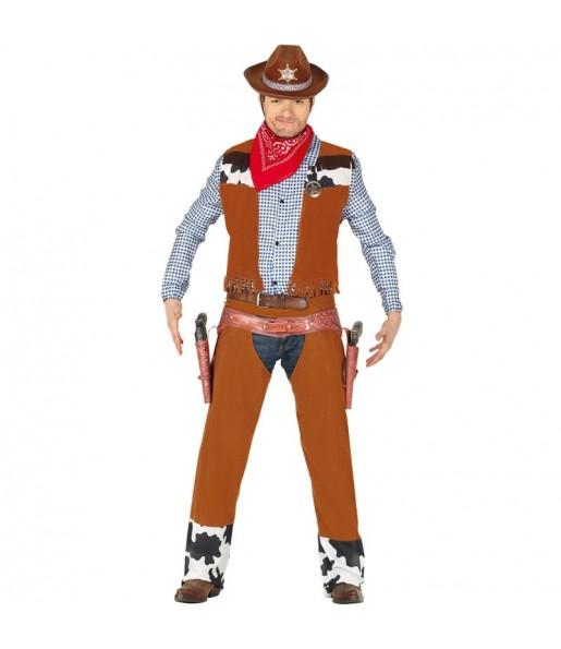 Déguisement Cowboy Rodéo homme