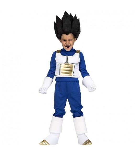 Déguisement Vegeta Dragon Ball enfant