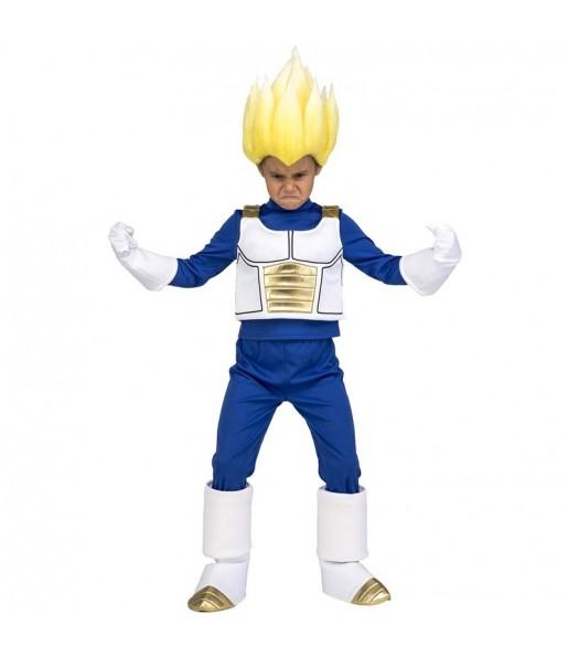 Déguisement Vegeta Super Saiyan Dragon Ball enfant