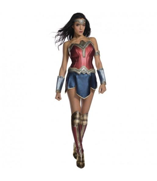Déguisement Wonder Woman Deluxe femme