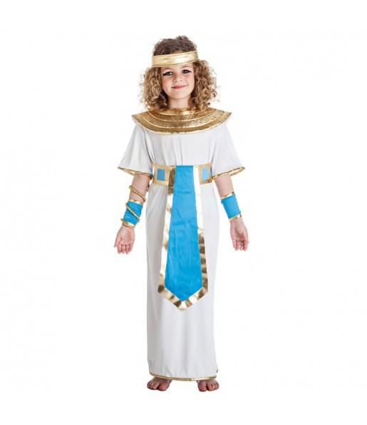 Déguisement Égyptienne bleue pour fille