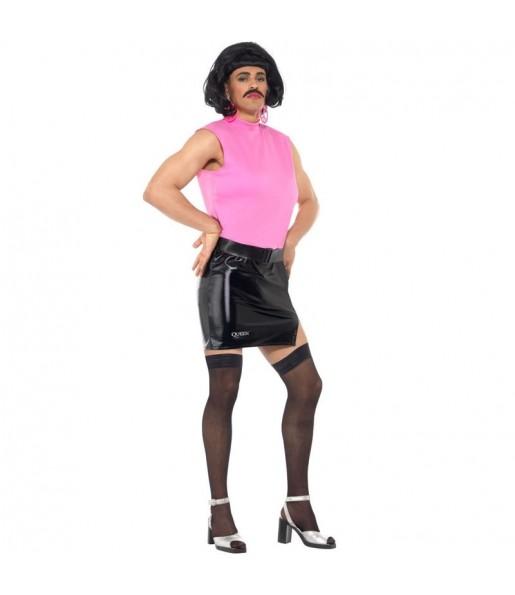 Déguisement Freddie Mercury I Want to Break Free homme