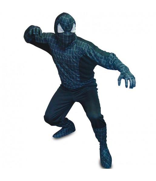Déguisement Spider noir