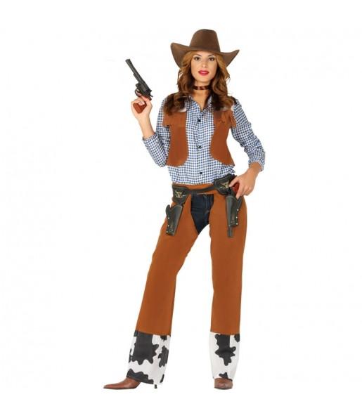 Déguisement Cowgirl Rodéo femme