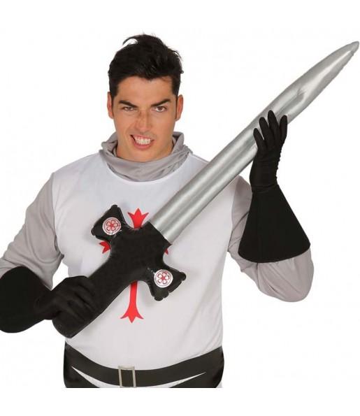 Épée Médiévale Gonflable