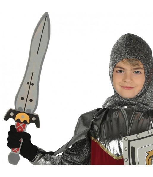 Épée Soldat Médiéval en mousse