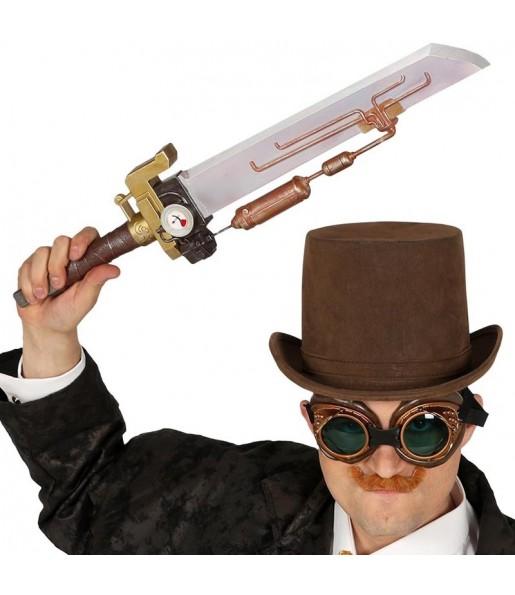 Épée Steampunk