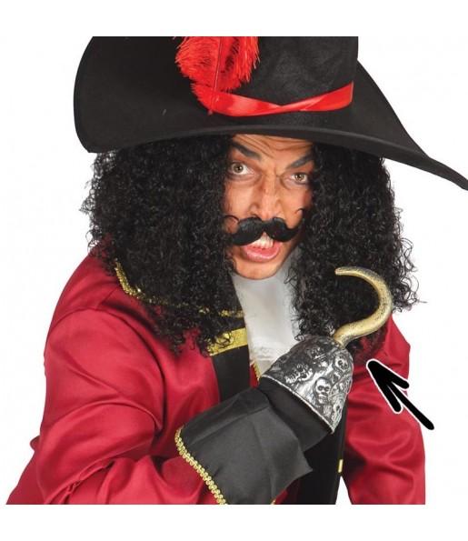 Crochet Capitaine Pirate