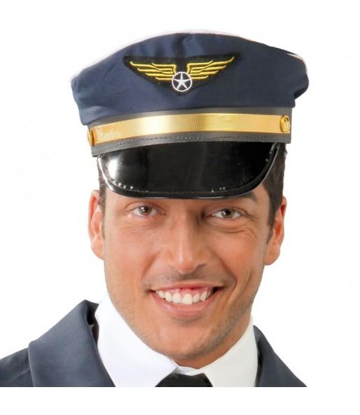 Casquette Pilote de Ligne