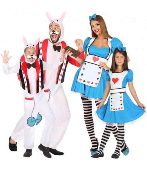 Groupe Alice au Pays des Merveilles