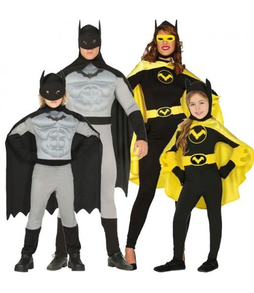 Groupe Famille Batman